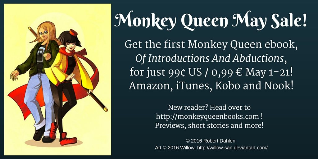 Monkey Queen May Sale!(2)