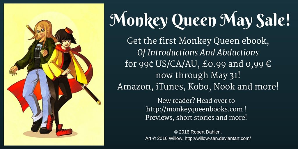 Monkey Queen May Sale!(4)