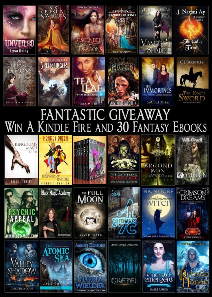 Fantasy E-book Giveaway 2 copy