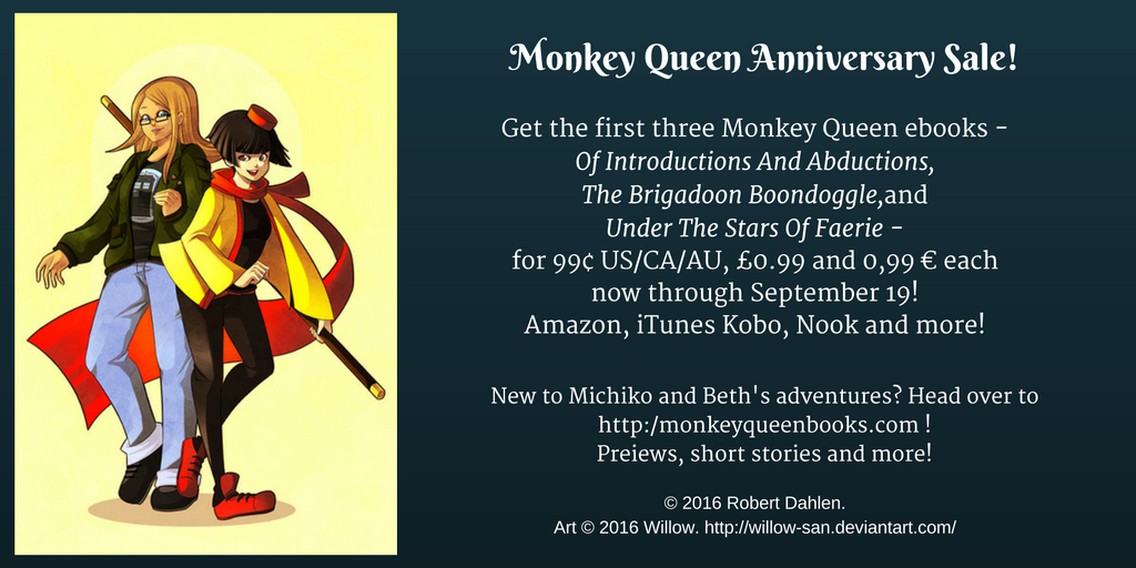 monkey-queen-anniversary-sale
